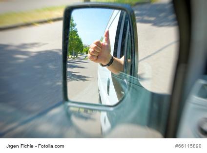 Fahrer ohne eigenes Fahrzeug